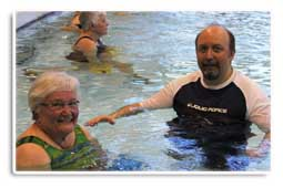 Aquatic Therapy Image